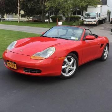 1997 Porsche Boxster for sale at Classic Car Deals in Cadillac MI