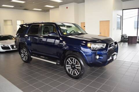 2017 Toyota 4Runner for sale at BMW OF NEWPORT in Middletown RI
