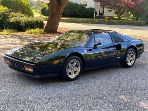 1987 Ferrari 328 GTS for sale at Milford Automall Sales and Service in Bellingham MA