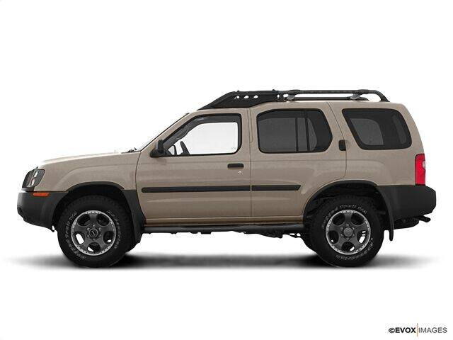 2002 Nissan Xterra for sale at CHAPARRAL USED CARS in Piney Flats TN