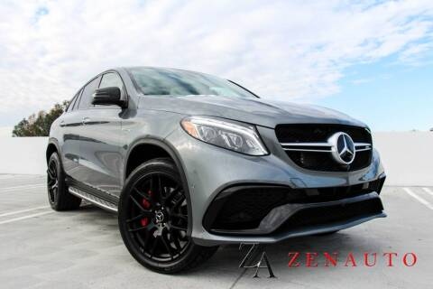 2018 Mercedes-Benz GLE for sale at Zen Auto Sales in Sacramento CA