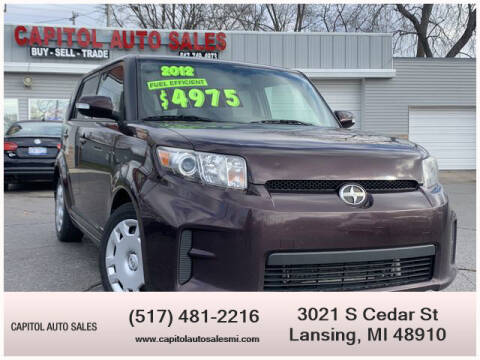 2012 Scion xB for sale at Capitol Auto Sales in Lansing MI