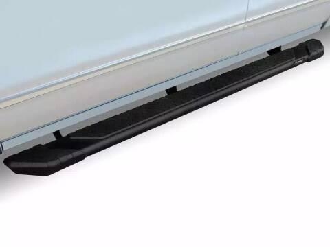 Truck Accessories - Black Treadsteps for sale at Keller Motors in Palco KS