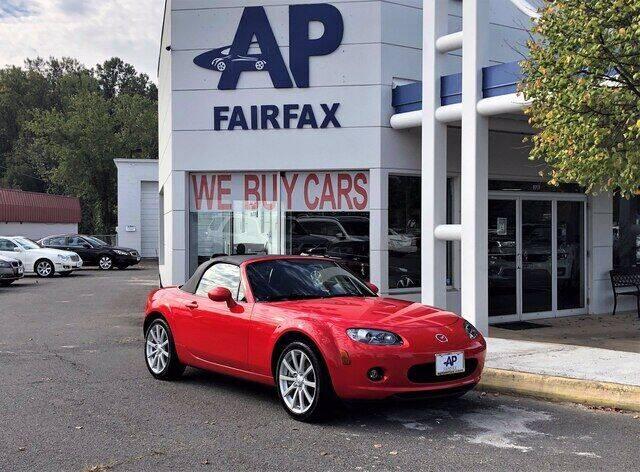 2008 Mazda MX-5 Miata for sale at AP Fairfax in Fairfax VA