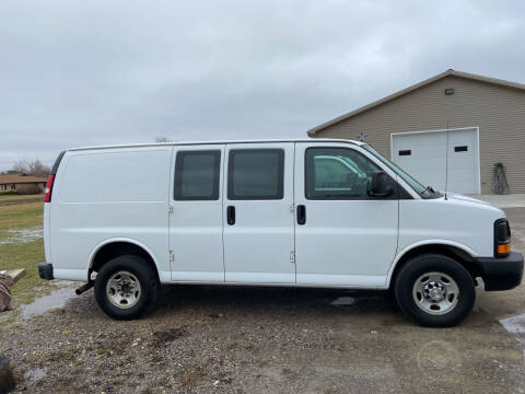 2016 Chevrolet Express Cargo for sale at The Auto Depot in Mount Morris MI