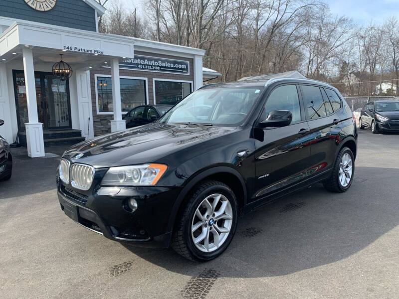 2011 BMW X3 for sale at Ocean State Auto Sales in Johnston RI
