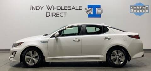 2016 Kia Optima Hybrid for sale at Indy Wholesale Direct in Carmel IN