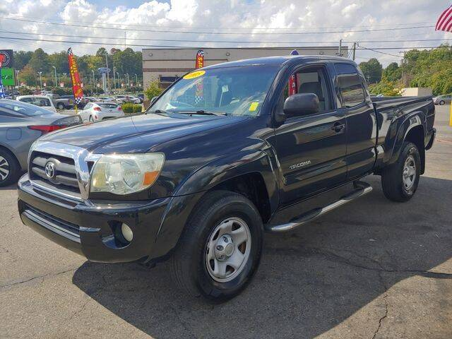2005 Toyota Tacoma for sale at L&M Auto Import in Gastonia NC