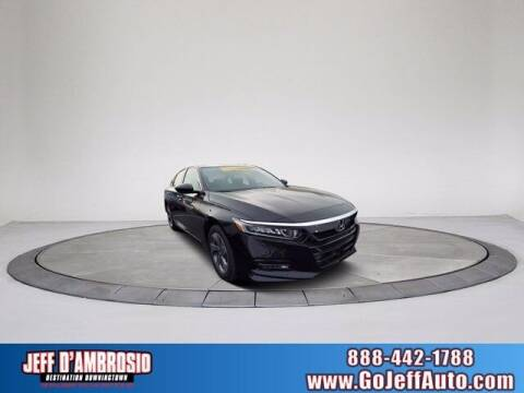 2018 Honda Accord for sale at Jeff D'Ambrosio Auto Group in Downingtown PA