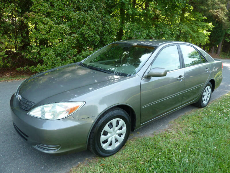 2003 Toyota Camry for sale at Templar Auto Group in Matthews NC