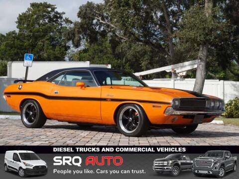 1970 Dodge Challenger for sale at SRQ Auto LLC in Bradenton FL