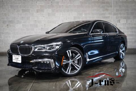2016 BMW 7 Series for sale at J-Rus Inc. in Macomb MI