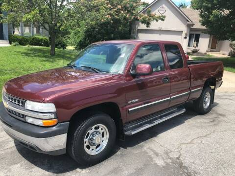 2000 Chevrolet Silverado 2500 for sale at Nice Cars in Pleasant Hill MO