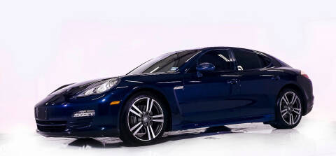 2011 Porsche Panamera for sale at Houston Auto Credit in Houston TX