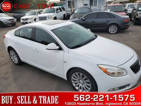 2011 Buick Regal for sale at Carz 4 Toyz in Inglewood CA