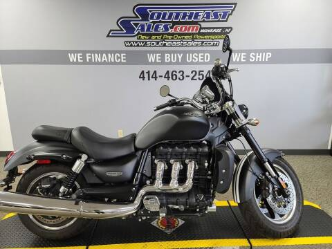 2016 Triumph Rocket III for sale at Southeast Sales Powersports in Milwaukee WI