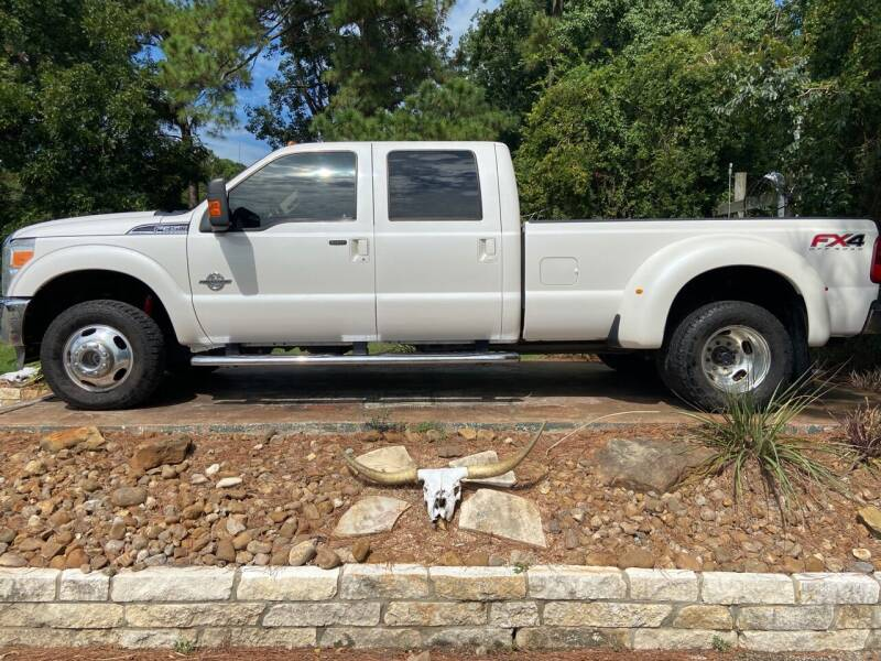 2012 Ford F-350 Super Duty for sale at Texas Truck Sales in Dickinson TX