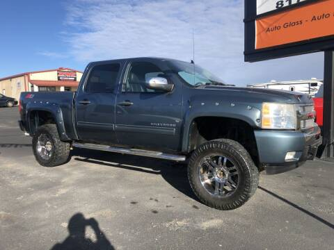 2011 Chevrolet Silverado 1500 for sale at Bam Auto Sales in Azle TX