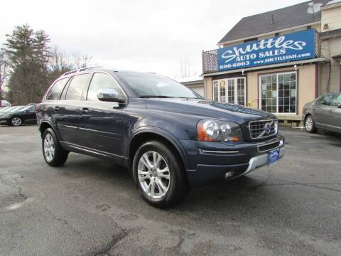 2013 Volvo XC90 for sale at Shuttles Auto Sales LLC in Hooksett NH