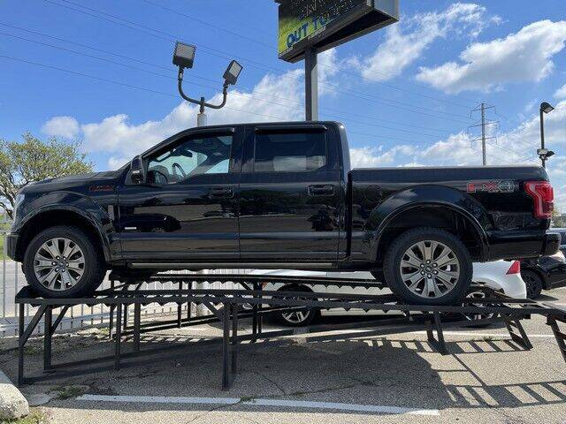 2016 Ford F-150 for sale at SOUTHFIELD QUALITY CARS in Detroit MI