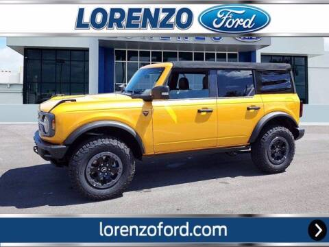 2021 Ford Bronco for sale at Lorenzo Ford in Homestead FL