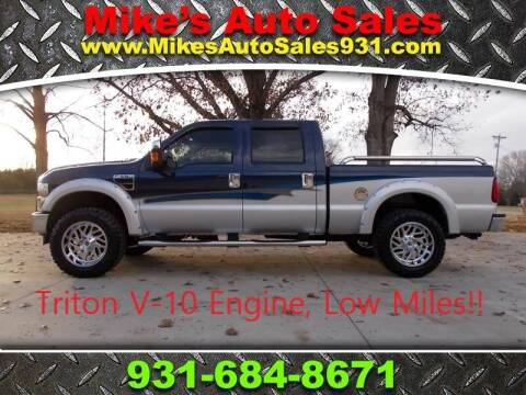 2008 Ford F-250 Super Duty for sale at Mike's Auto Sales in Shelbyville TN
