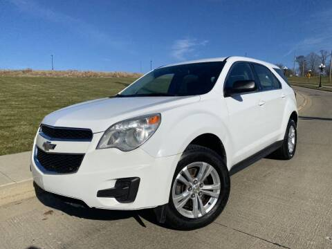 2011 Chevrolet Equinox for sale at Bloomington Auto Sales in Bloomington IL