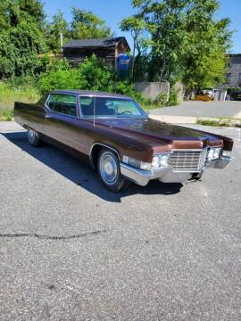 1969 Cadillac DeVille for sale at EBN Auto Sales in Lowell MA