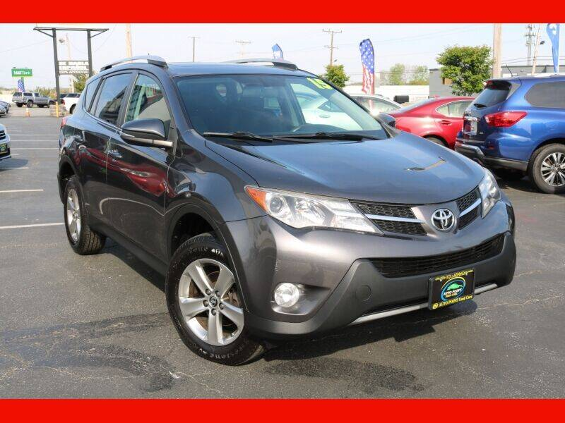 2015 Toyota RAV4 for sale at AUTO POINT USED CARS in Rosedale MD