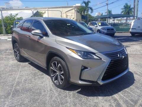 2017 Lexus RX 350 for sale at Brascar Auto Sales in Pompano Beach FL
