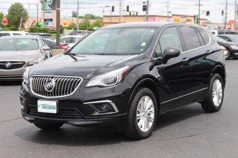 2018 Buick Envision for sale at Preferred Auto Fort Wayne in Fort Wayne IN