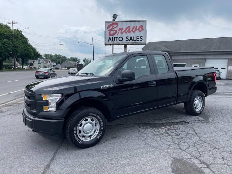 2017 Ford F-150 for sale at Bravo Auto Sales in Whitesboro NY