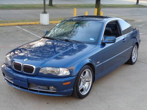 2002 BMW 3 Series for sale at Auto Starlight in Dallas TX