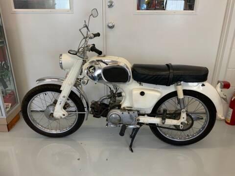 1966 Honda Sport 90 for sale at STREET DREAMS TEXAS in Fredericksburg TX