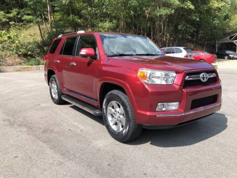 2010 Toyota 4Runner for sale at Worldwide Auto Group LLC in Monroeville PA