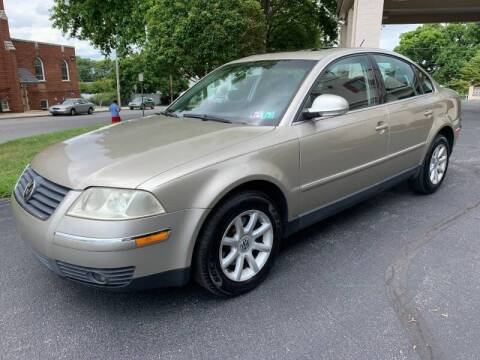 2004 Volkswagen Passat for sale at On The Circuit Cars & Trucks in York PA