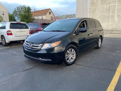 2014 Honda Odyssey for sale at Fine Auto Sales in Cudahy WI