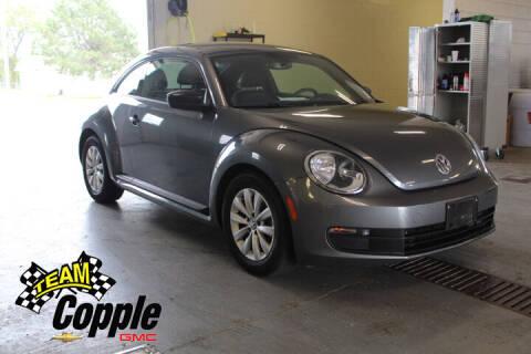 2014 Volkswagen Beetle for sale at Copple Chevrolet GMC Inc in Louisville NE