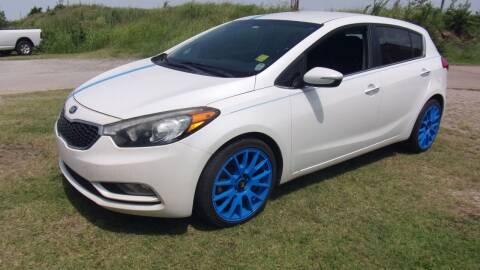 2014 Kia Forte5 for sale at 6 D's Auto Sales MANNFORD in Mannford OK
