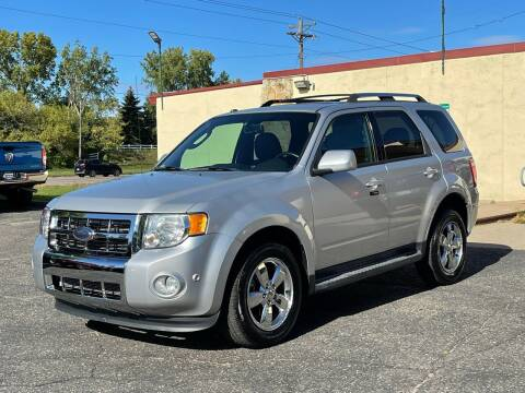 2012 Ford Escape for sale at North Imports LLC in Burnsville MN