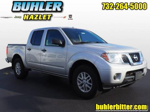 2018 Nissan Frontier for sale at Buhler and Bitter Chrysler Jeep in Hazlet NJ