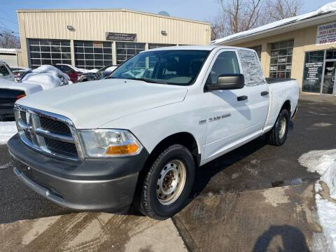 2011 RAM Ram Pickup 1500 for sale at Bluesky Auto in Bound Brook NJ