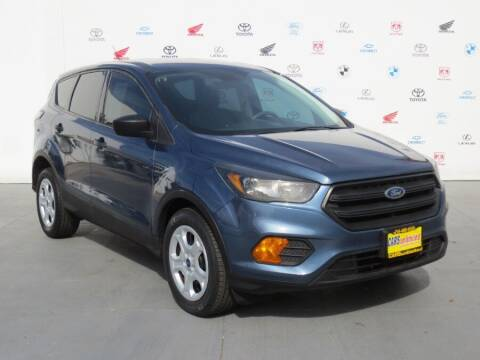 2018 Ford Escape for sale at Cars Unlimited of Santa Ana in Santa Ana CA