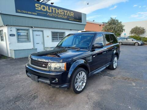 2011 Land Rover Range Rover Sport for sale at Southstar Auto Group in West Park FL