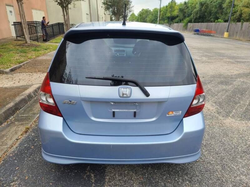 2008 Honda Fit Sport 4dr Hatchback 5A - Houston TX
