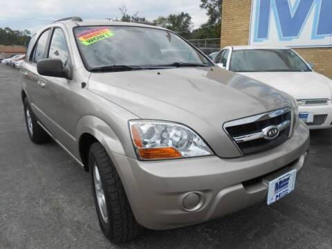 2009 Kia Sorento for sale at Michael Motors in Harvey IL