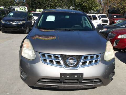 2013 Nissan Rogue for sale at AUTOTEX FINANCIAL in San Antonio TX