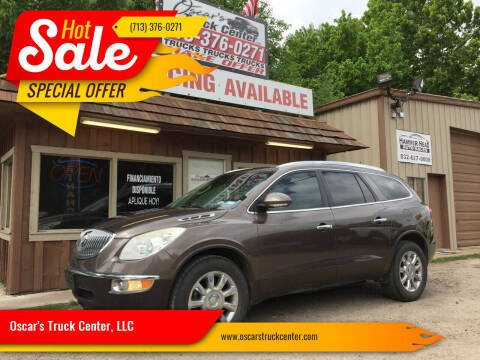 2012 Buick Enclave for sale at Oscar's Truck Center, LLC in Houston TX