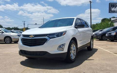 2019 Chevrolet Equinox for sale at International Auto Sales in Garland TX