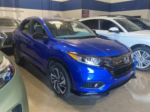 2019 Honda HR-V for sale at Curry's Cars Powered by Autohouse - Auto House Scottsdale in Scottsdale AZ